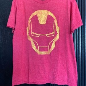 Iron Man T-shirt Marvel size M